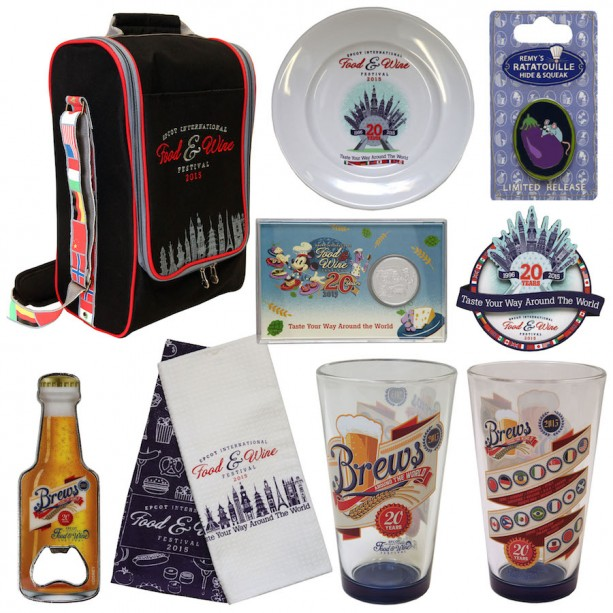 Epcot International Food and Wine 2015 will have plenty of kitchen items