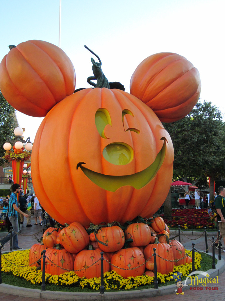 Halloween at Disneyland Resort