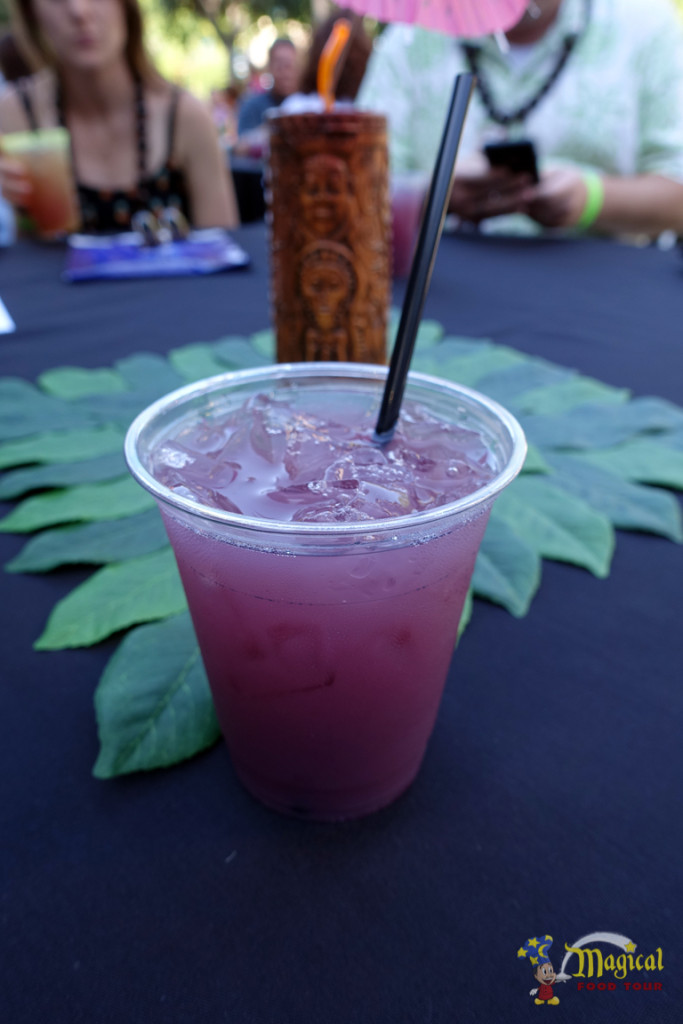 Tahitian Terrace Punch Closeup