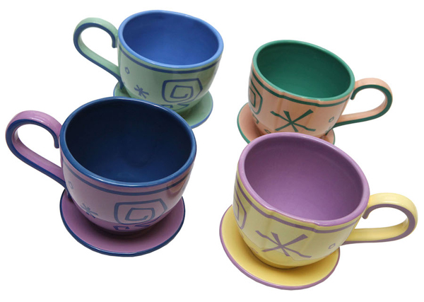 Coffee Cups - Mad Tea Party