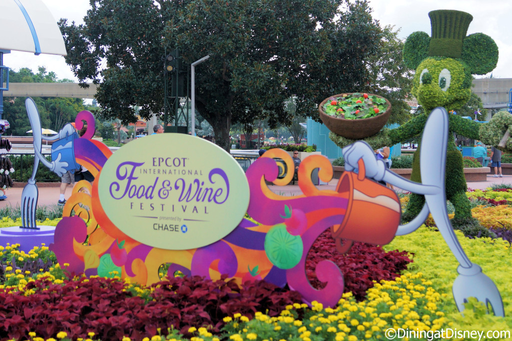 2014 Epcot Food and Wine Festival