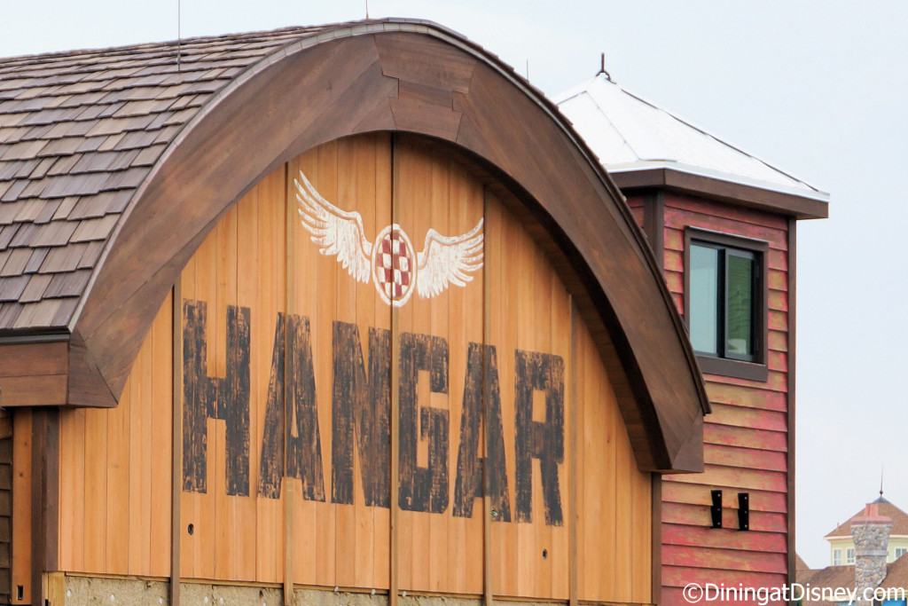 Jock Lindsey's Hangar Bar in The Landing of Disney Springs