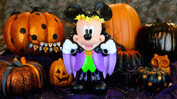 vampire mickey mouse popcorn bucket photo by disney