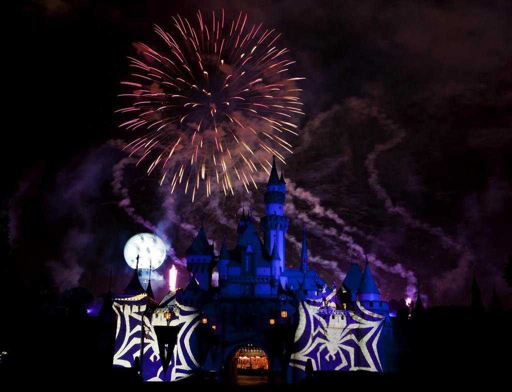 Halloween Spectacular Fireworks