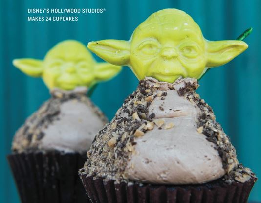 We have the recipe for the Yoda Cupcakes from Star Wars Weekends at Disney's Hollywood Studios