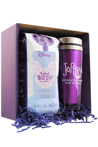 Disney Specialty Coffee Collection French bistro blend coffee and travel mug - ENTER to WIN on DiningatDisney.com