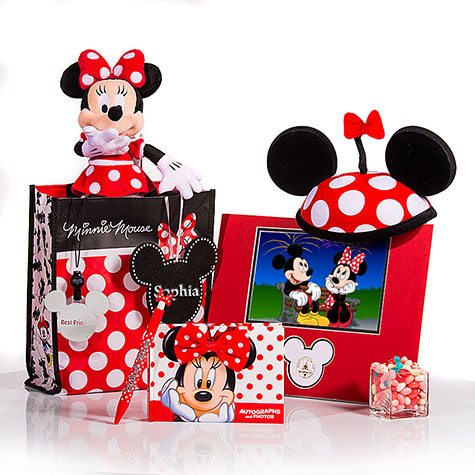 Minnie Mouse Storybook Moment memory gift