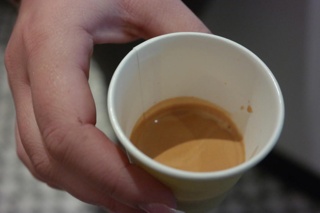 Espresso at Lickety Split Barista Bootcamp