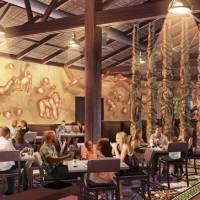 Tiffins restaurant to debut in 2016 at Disney's Animal Kingdom