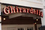 Seasonal Ghirardelli Store