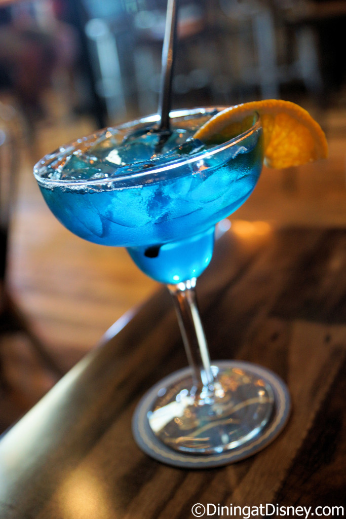 The Fountain of Youth at Jock Lindsey's Hangar Bar in Disney Springs