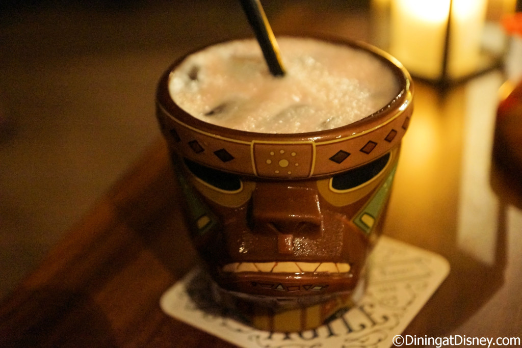 Cool-headed Monkey from Jock Lindsey's Hangar Bar in Disney Springs