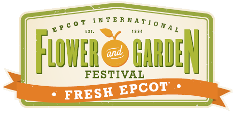 Epcot International Flower and Garden Festival logo
