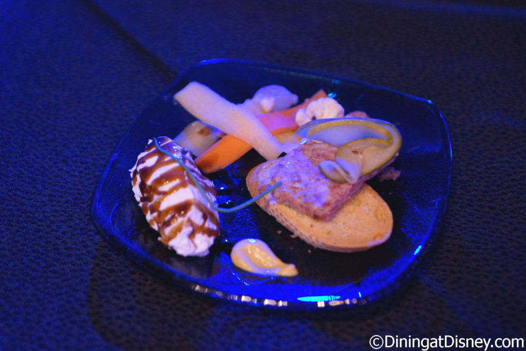 Florida Larder Board from Florida Fresh at the 2016 Epcot Flower & Garden Festival food and beverage preview