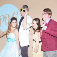 Throwback to the '80s prom at PB&G at Four Seasons Orlando
