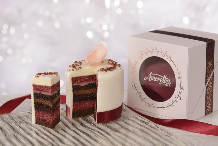 Amorette's Patisserie cake