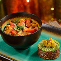 Curried Vegetarian Stew at Tiffins in Disney's Animal Kingdom