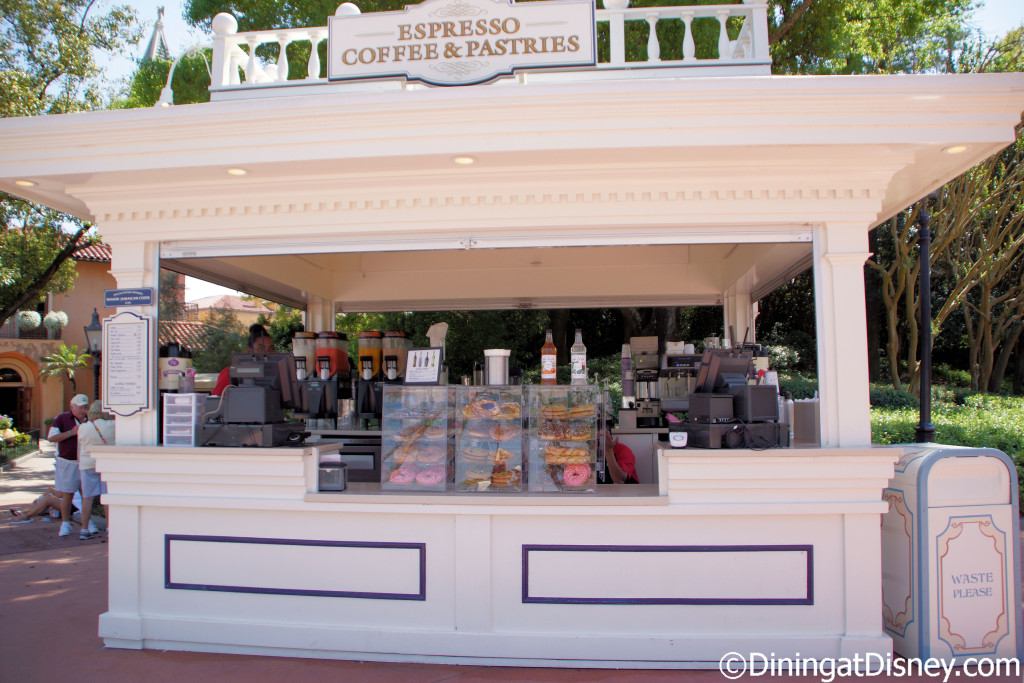 Joffrey's Coffee and Tea in the American Pavilion