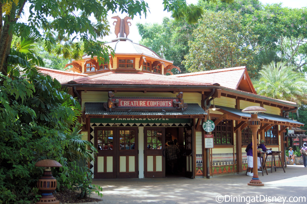 Creature Comforts in Discovery Island at Disney's Animal Kingdom