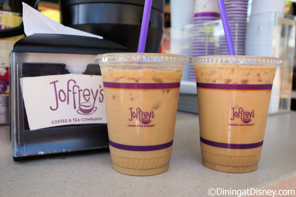 Joffrey's Iced Coffee from Joffrey's Coffee and Tea in Epcot