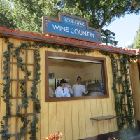 Wine Country at Disney California Adventure Food and Wine Festival