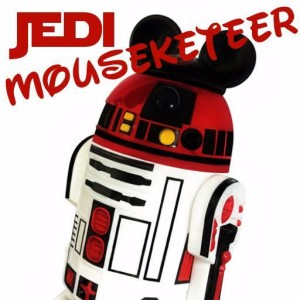 JediMousketeer logo
