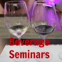 Beverage Seminars - Epcot Food and Wine Festival