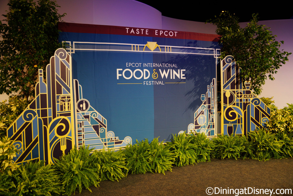 2016 Epcot Food and Wine Festival preview
