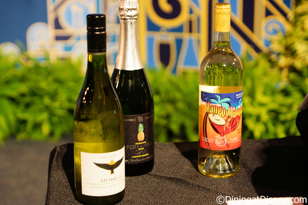 Mohua Sauvignon Blanc, Sparkling Pineapple and Mango Mama wines to be featured at 2016 Epcot Food and Wine Festival