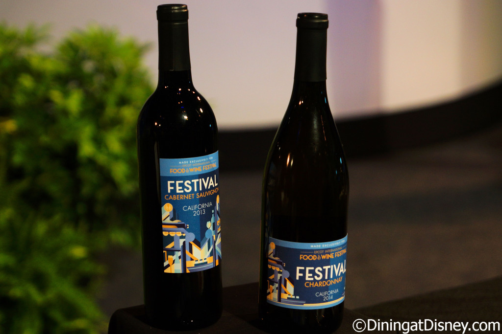 Epcot International Food & Wine Festival's Festival wines - 2016 Epcot Food and Wine Festival