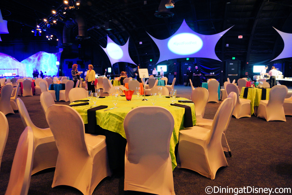Tables in Wonderland preview of the 2016 Epcot Food and Wine Festival