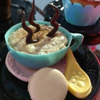 Tiramisu in a Chocolate Tea Cup - Gone Mad Party