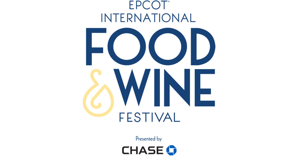 Epcot Food and Wine logo