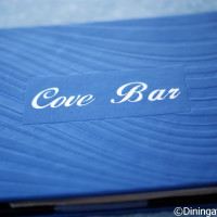 Cove Bar menu at Disney California Adventure