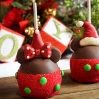 Gourmet Holiday Apples