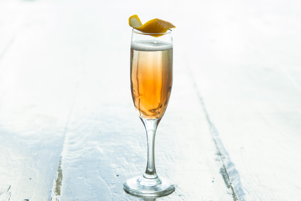 Lily Spritz from Paddlefish in Disney Springs