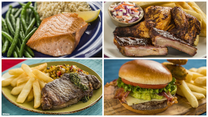 New ABC Commissary dinner items available - Disney's Hollywood Studios