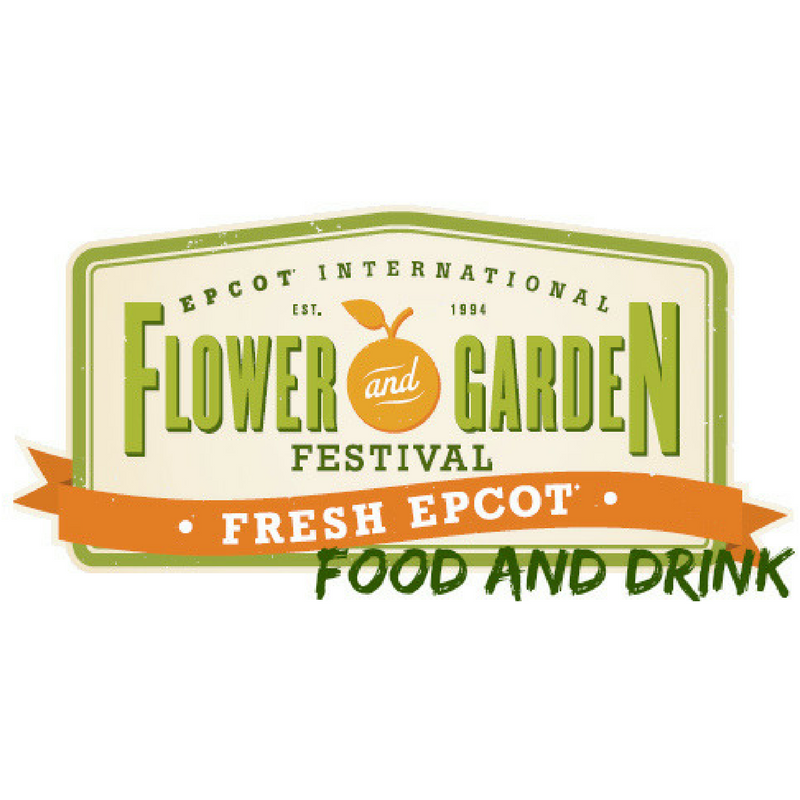 Epcot Flower And Garden Festival Full Menus