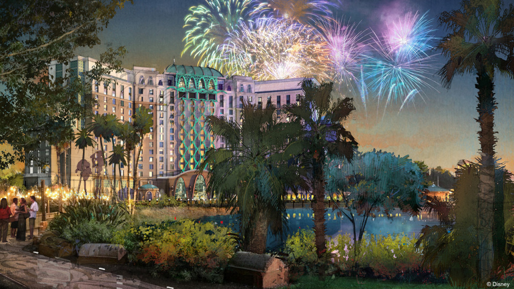 new 15-story tower coming to Disney's Coronado Springs