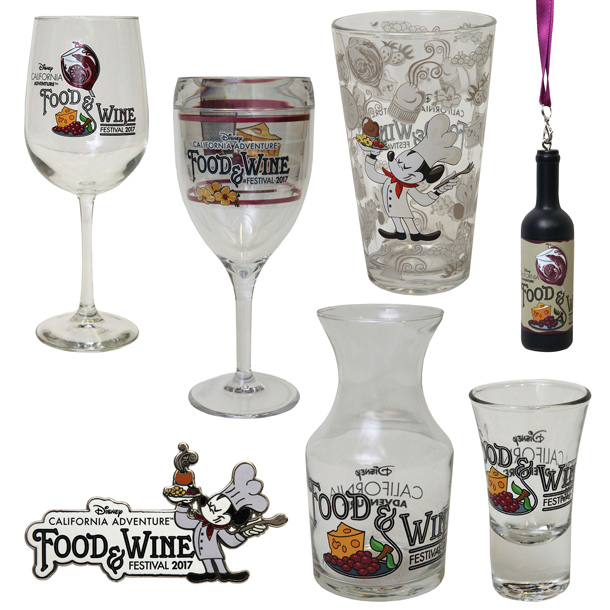 Cool items for the kitchen will be available at the Disney California Adventure Food and Wine Festival 2017