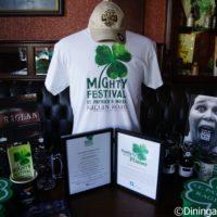 Raglan Road Mighty St. Patrick's Festival merchandise