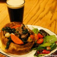 Toad in the Hole at Tam O'Shanter