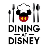 Dining at Disney LOGO square