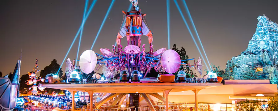 Tomorrowland Skyline Lounge Experience starts on May 26 at Disneyland