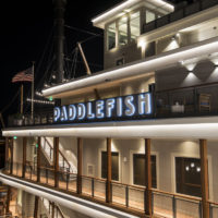 Paddlefish in Disney Springs