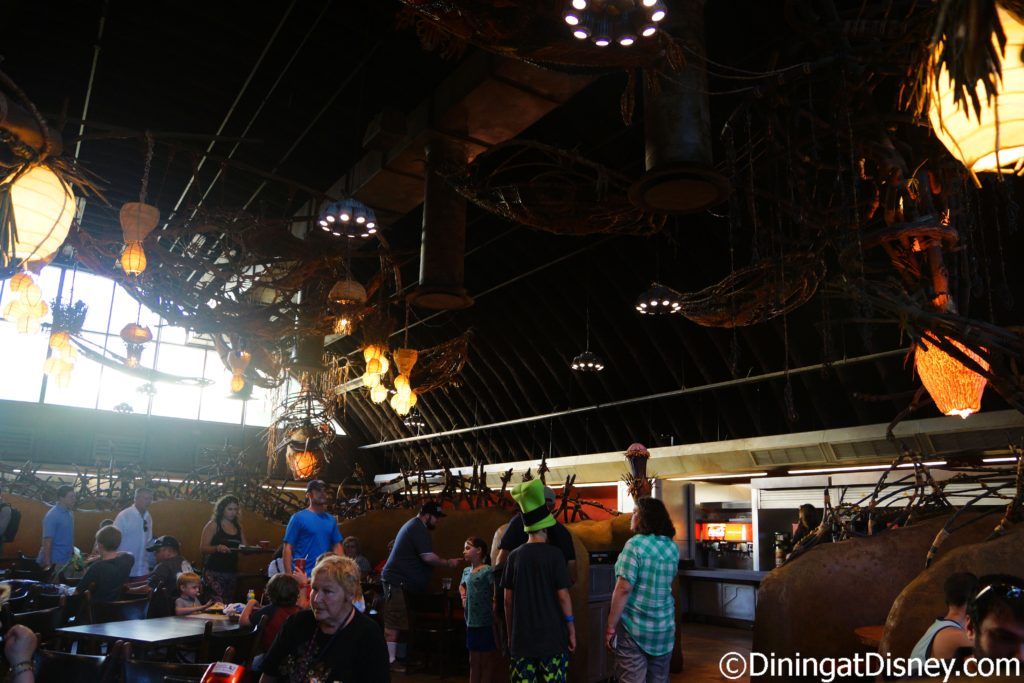 Satu'li Canteen at Pandora - The World of Avatar at Disney's Animal Kingdom
