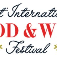 Epcot Food and Wine Festival logo