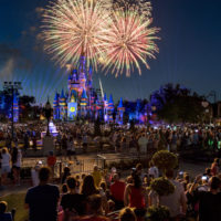 'Happily Ever After' fireworks at Magic Kingdom