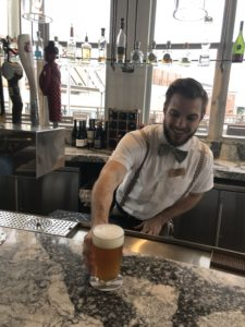 The rooftop bar at Paddlefish in Disney Springs