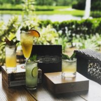 National Mojito Day at Plancha at Four Seasons Orlando